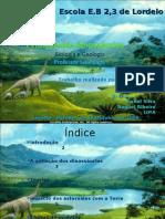 A Extinção dos Dinossáurios