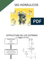 Sistemas Hidráulicos, Estructura 2016