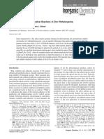 Photochemically-Induced Radical Reaction