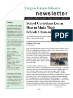 Oregon Green Schools Newsletter, Fall 2005,