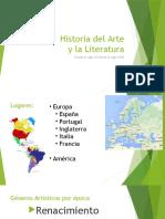 Historia Del Arte SiglosXValXVIII
