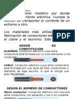 Conductor-Aislamineto - Comportamiento en Fuego