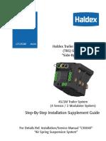 Haldex Guia