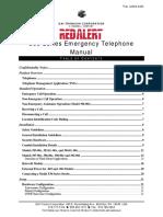 42004-438K 300 Series Emergency Telephone Manual