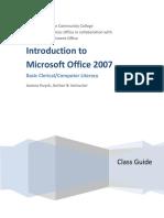 Computer Class Guide 2007 File