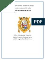 mapas - estomatologia integrada- los incisivos2016