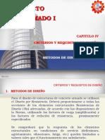Clase 05 - Métodos de Diseño y Tipos de Carga