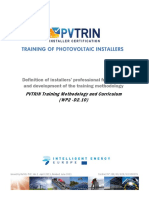Pvtrin Training Methodology and Curriculum En