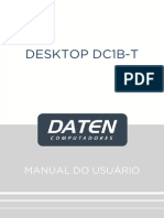 Manual DATEN Desktop DC1B-T