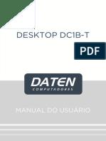 Manual DATEN Desktop DC1B-T