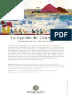 TierraAtacama_la Leyenda Del Licancabur_mito7