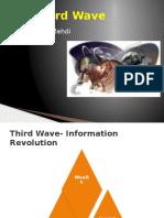 Third Wave Information Presentation