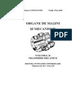 Organe de Masini Si Mecanisme-Vol2
