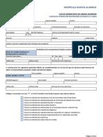 Matrícula CFGS 2016_formulario