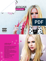 Digital Booklet - The Best Damn Thing (Deluxe Edition).pdf