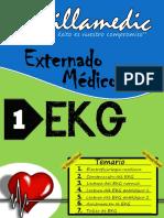 1.- Lectura de EKG