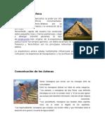 Arquitectura Civilizacion Azteca