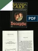 Amanda Quick - Deceptie