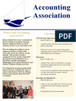 accounting association newsletter final draft