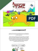 """Adventure Time"" series presentation"