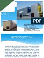 FIBRAS DE CONCRETO