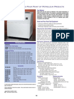 Pour & Cloud Point Tester