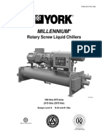 Rotary Screw Chiller