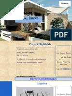 Runwal Eirene Apartments Price List