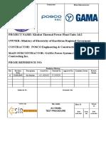 1. Ac Panel Test Prosedure