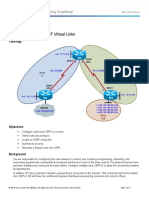 CCNPv7 ROUTE Lab3-1 OSPF-Virtual-Links Student
