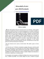 Monedah al aire; Tehto en andalú con traducción al Castellano