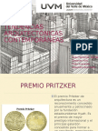 La Posguerra 3era Parte y Unidad 5 los Arquitectos y su Época.