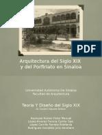arquitecturadelsigloxixydelporfiriatoensinaloa-121118124805-phpapp02