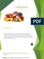 Frutas y Vegetaless 20114541