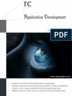 Android Application Development E-Book