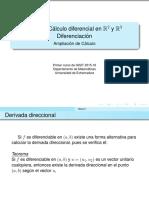 Tema3-Gradiente y Diferencial