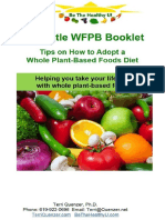 Whole Food Plant-Based Booklet