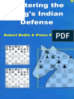 s L BELLIN Robert PONZETTO Pietro Mastering the King's Indian Defence [1990] en 214