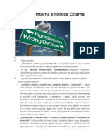 Política Interna e Política Externa.docx