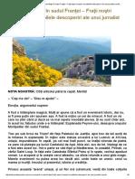 Adevarul Despre Daci – Urme Româneşti În Sudul Franţei
