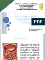 Abdomen Agudo Hemorragico - Copia