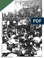 El Analisis de Los Marcos (Aquiles Chihu)