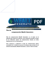 Plan de Compensación Wealth Generators
