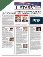 O&E Media Academic All Stars