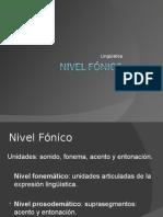 2.NIVEL FÓNICO