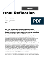 finalreflection219