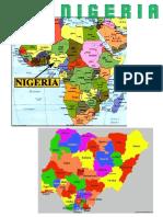 Nigeria y Souvenir