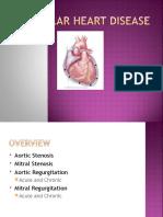 5. Valvular Heart Disease IM 8-12 New