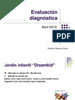 Evaluación diagnóstica power