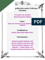 Instituto Politécnico Pedro Feliciano Martínez